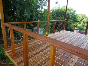 Hardwood Decking Brisbane