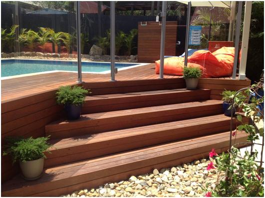 pool deck ideas brisbane
