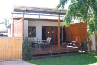 Timber deck Brisbane by All We Do Is Decks