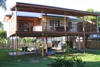 hardwood timber deck Brisbane