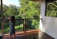 Kookaburras on the deck All We Do Is Decks