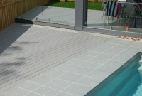 composite pool decking