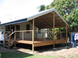 Deck building services Brisbane
