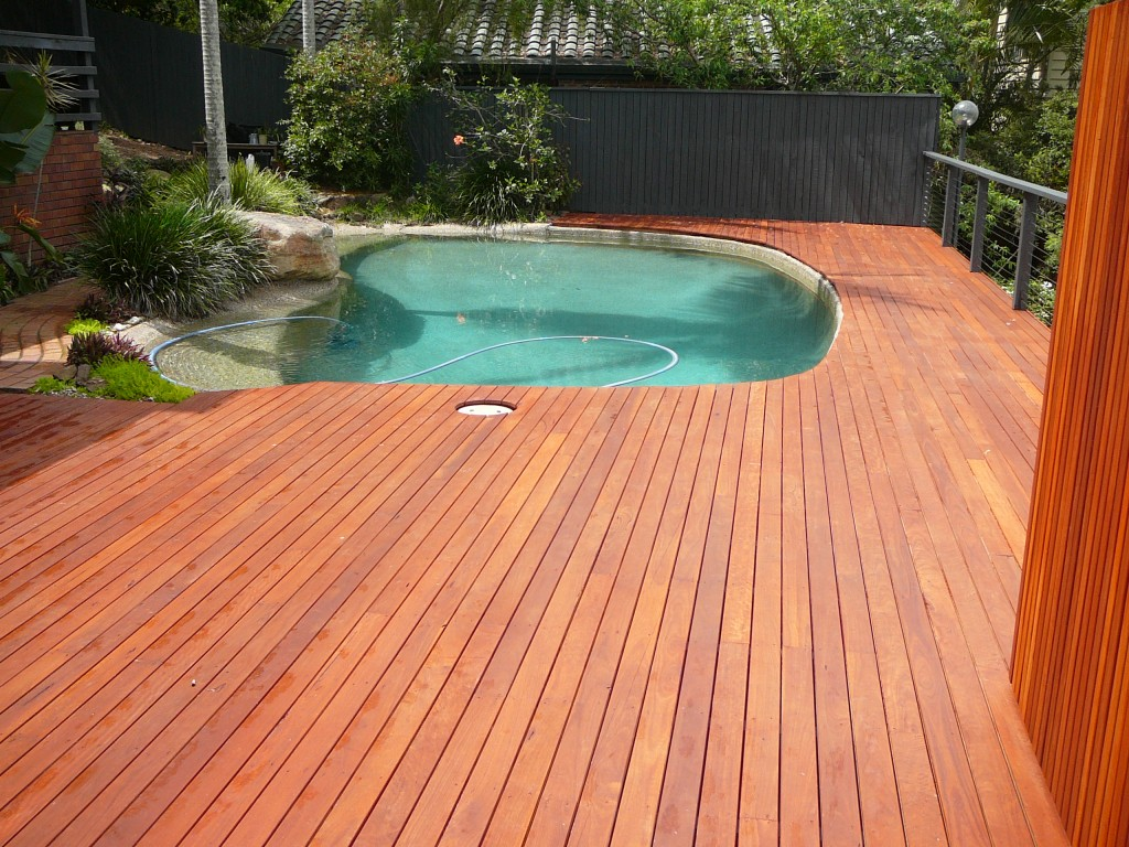 Pool Decking Brisbane