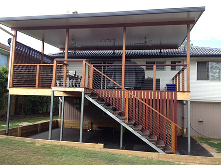 deck builder brisbane