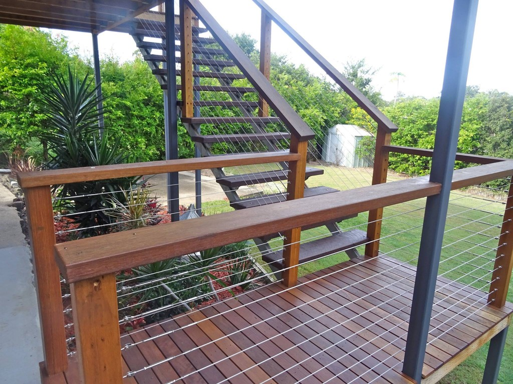 stair decking ideas