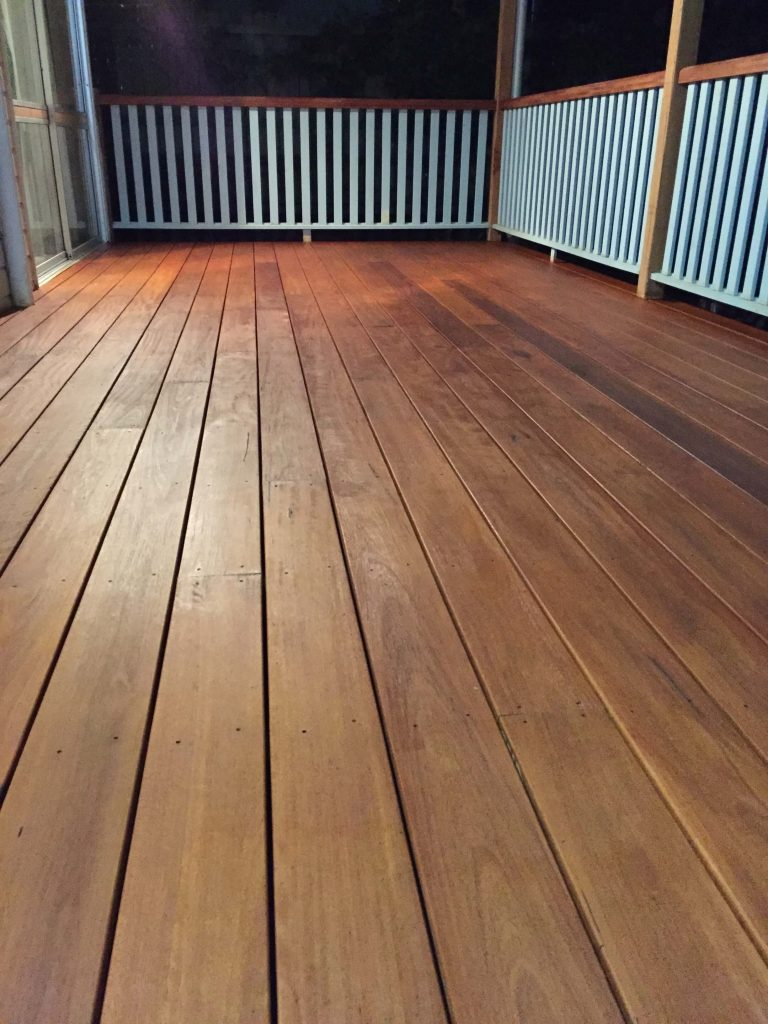 Types of Decking Timbers