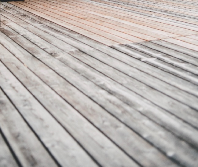 protecting timber decks june 2020